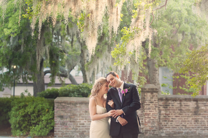 elizabeth and Chris's Wedding in James Island, SC, USA