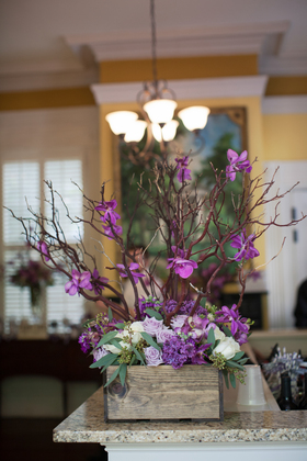 Whitney of Branch Design Flowers and Decor - elizabeth and Chris's Wedding in Charleston, SC, USA