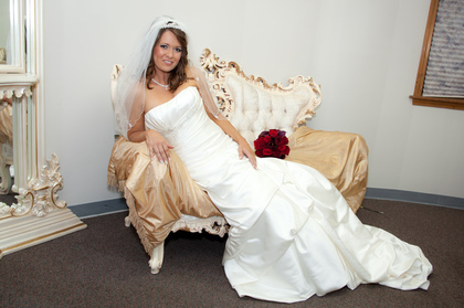 The Wedding Dress - Candice  and Peter's Wedding in Broken Arrow, OK, Usa
