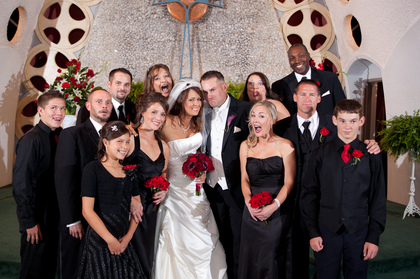 Wedding Party Attire - Candice  and Peter's Wedding in Broken Arrow, OK, Usa