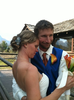 Our Wedding in Jackson, WY, USA