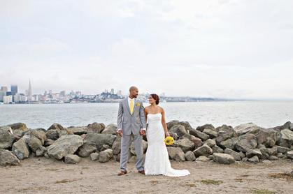 Mary and AJ's Wedding in Treasure Island, CA , USA