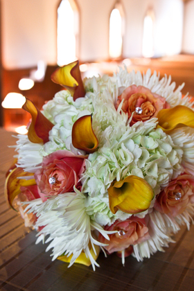 Flowers and Decor - Living History Farms Urbandale Wedding In September in Urbandale, IA, USA