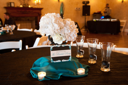 Flowers and Decor - Hurst Wedding In March in Hurst, TX, USA