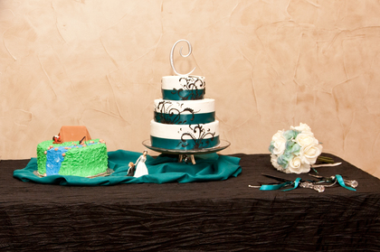 Cakes and Desserts - Hurst Wedding In March in Hurst, TX, USA