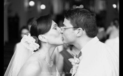 The Newlyweds - Andrea y Nelson in Cartagena, Bolivar, Colombia