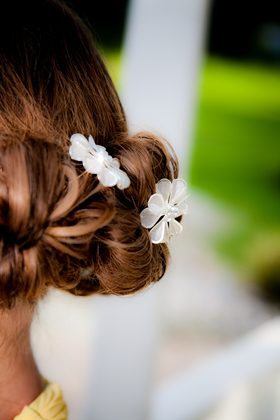 Hairstyles - Maria and Gerry's Wedding in Kennett Square, PA, USA