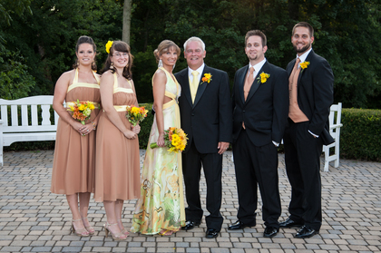 Wedding Party Attire - Maria and Gerry's Wedding in Kennett Square, PA, USA