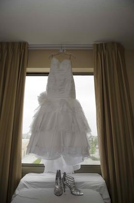 The Dress The Wedding Dress - Palos Hills Wedding In April in Palos Hills, IL, USA