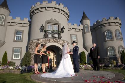 The Ceremony - Sarah and James's Wedding in Kuna, ID, USA