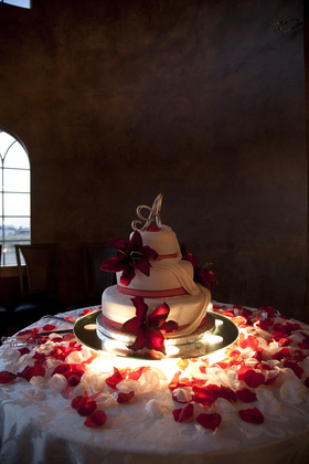 Cakes and Desserts - Sarah and James's Wedding in Kuna, ID, USA