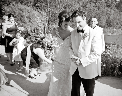 The Newlyweds - Marjorie and Keith's Wedding in Calistoga, CA, USA