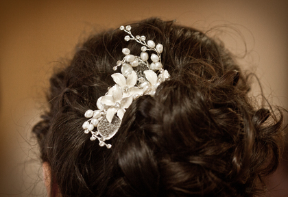 Tamara Gambrini Hairstyles, Leading Edge Salon - Sonoma, CA - Marjorie and Keith's Wedding in Calistoga, CA, USA