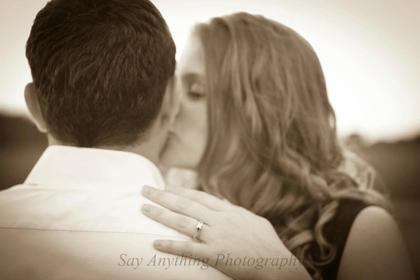 Say Anything Photography Danvers, IL.  Amanda Mattingly (309)319-4184 The Newlyweds - Robin and Jason's Wedding in Peoria, IL, USA