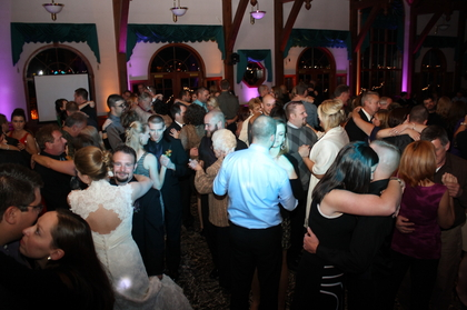 Gateway Building. photo taken by our Dj Mark  Tophat Productions The Ceremony - Robin and Jason's Wedding in Peoria, IL, USA