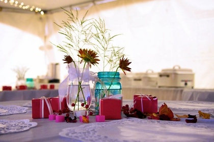 The Favors - Paula and Chad's Wedding in North Branch, Minnesota