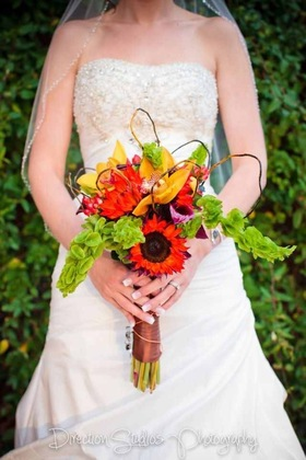 Bouquets from Michele @ Horn of Plenty  Flowers and Decor - Matt & Tiffany's Wedding!!! in Macomb Township, MI, USA