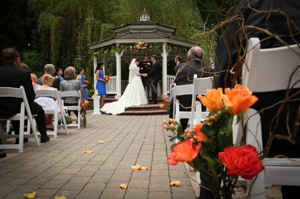 The Ceremony - Oregon City Wedding In May in Oregon City, OR, USA