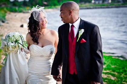 The Newlyweds - Kimberlee and Jarrett's Wedding in Stevensville, MD, USA
