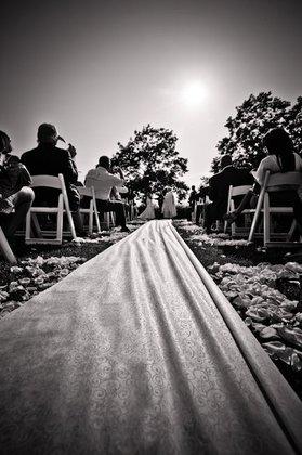 The Ceremony - Kimberlee and Jarrett's Wedding in Stevensville, MD, USA