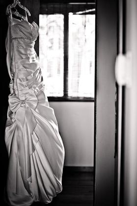 The Wedding Dress - Kimberlee and Jarrett's Wedding in Stevensville, MD, USA