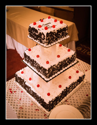 Cakes and Desserts - Kamal's Wedding in Chennai, India
