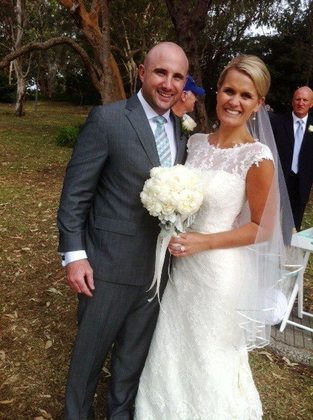The Wedding Dress - Brooke and Paul's Wedding in Cronulla, NSW, Australia