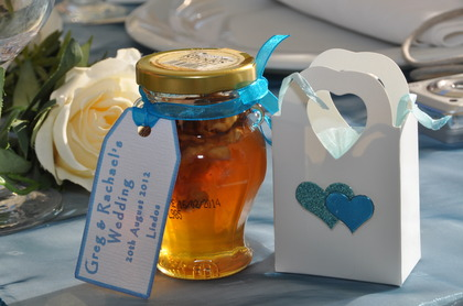 The Favors - Rachael and Greg's Wedding in Lindos, Rhodes, Greece