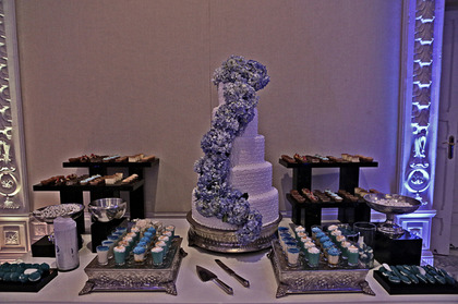 Cakes and Desserts - Mery and Andres's Wedding in Cartagena, Bolivar, Colombia