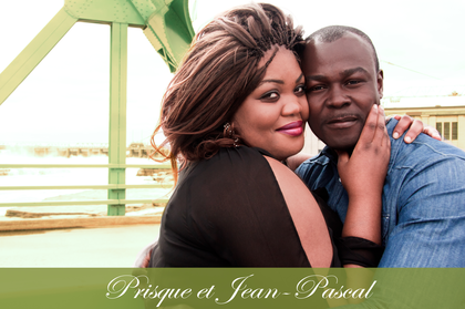 The Invitations - Prisque and Jean Pascal's Wedding in Ottawa, ON, Canada