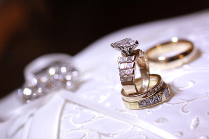Jewelry - Rachel and Macario's Wedding in San Jose, CA, USA