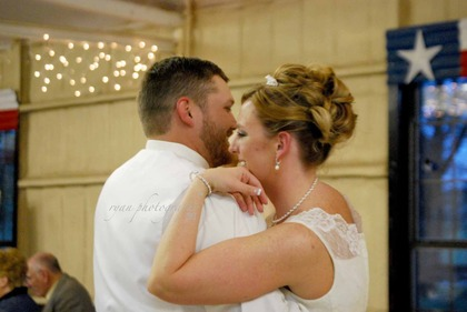 The Newlyweds - Crysta and Travis's Wedding in Cleburne, TX, USA