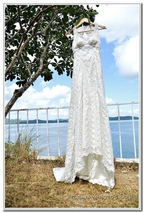 The Wedding Dress - Rachelle and Fryan's Wedding in Roxas City, Philippines