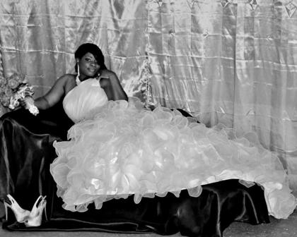 I loved my Impressions Wedding Gown From Destiney's Boutique  The Wedding Dress - CHARISMA and WILLIE's Wedding in Perry, GA, USA
