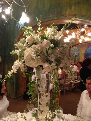 Flowers and Decor - David Blyskal and Virginia Acevedo  in San Juan, Puerto Rico