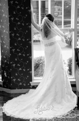 The Wedding Dress - Heather and Raymond's Wedding in Chadds Ford, PA, USA