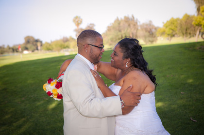 The Newlyweds - Lakewood Wedding In May in Lakewood, CA, USA