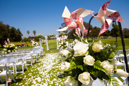 The Ceremony - Lakewood Wedding In May in Lakewood, CA, USA