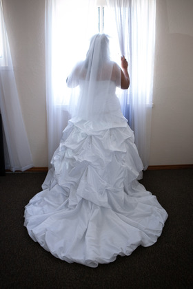 The Wedding Dress - Lakewood Wedding In May in Lakewood, CA, USA