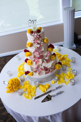 Cakes and Desserts - Lakewood Wedding In May in Lakewood, CA, USA