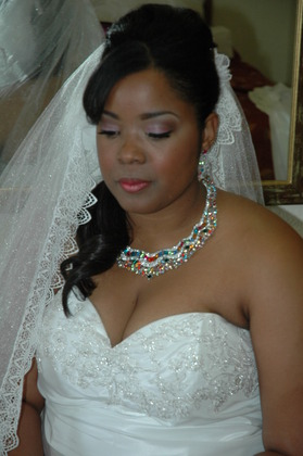 My Hair and Makeup Hairstyles - latoya and cyndia's Wedding in San Antonio, TX, USA