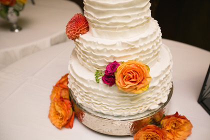 Cakes and Desserts - Gwen & Chris's Wedding in Traverse City, MI, USA