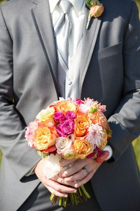 Flowers and Decor - Gwen & Chris's Wedding in Traverse City, MI, USA
