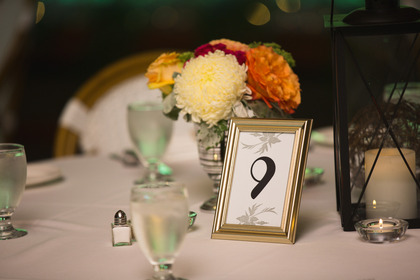 Flowers and Decor - Gwen & Chris's Wedding in Traverse City, MI, USA