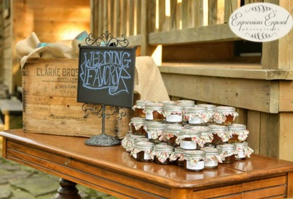 The Favors - Paige and Luke's Wedding in Cherryvale, KS 67335, USA