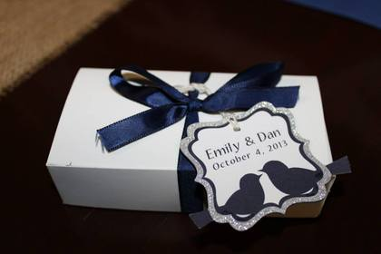 The Favors - Emily and Daniel's Wedding in Manlius, NY, USA