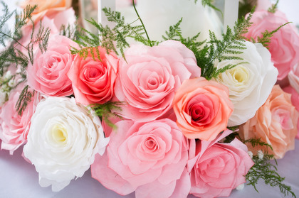 Flowers and Decor - Courtney and Josh's Wedding in Bluffton, SC, USA