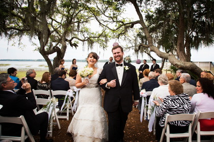 The Newlyweds - Courtney and Josh's Wedding in Bluffton, SC, USA