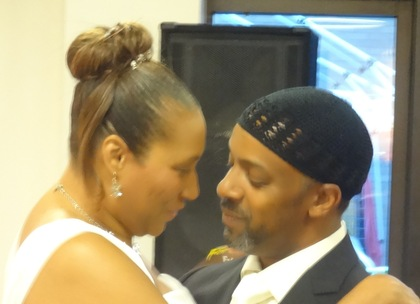 "So in love The Newlyweds - Tom & Stephanie ""Bokiya"" Ceremony in Reston, VA, USA"