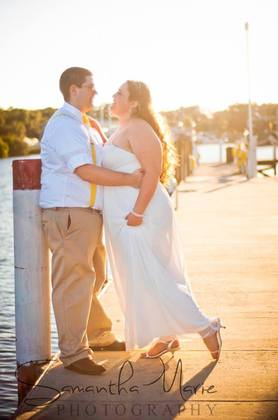 Daytona Beach Wedding In October in Daytona Beach, FL, USA